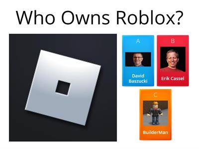 ROBLOX Quiz