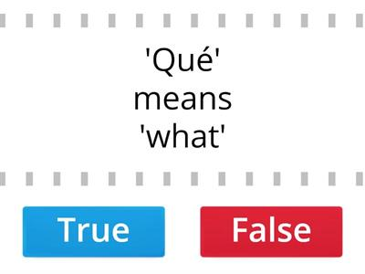 Question Words - la tecnologia