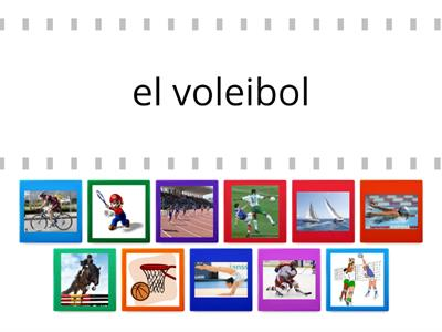 word wall intro to all sports
