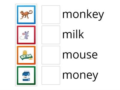 Oxford Phonics Letter Mm