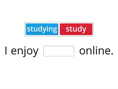 Studying Likes and Dislikes
