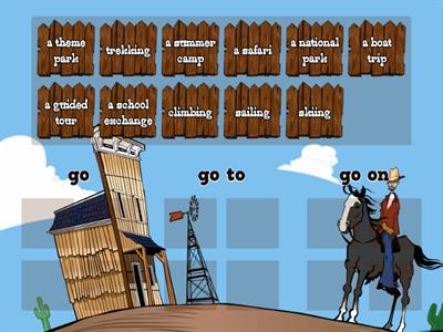 Phrases with 'go'