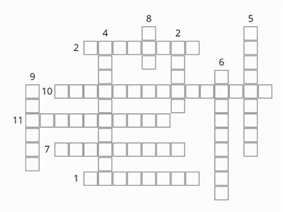 Refraction Crossword