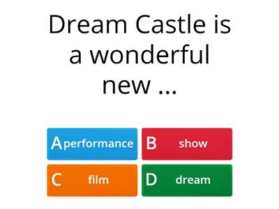 FF3 U7 Dream castle quiz