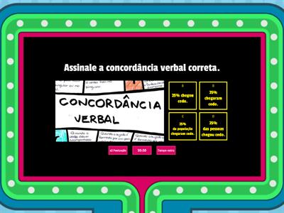Copy of Concordância verbal
