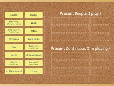 WW2_Present Simple or Present Continuous