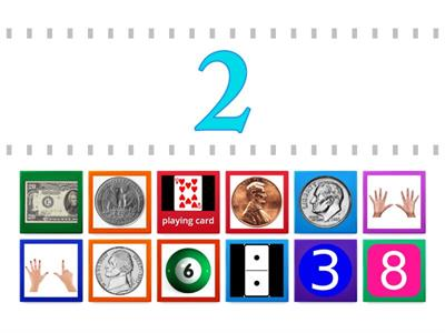 Matching Number Game Apr 24