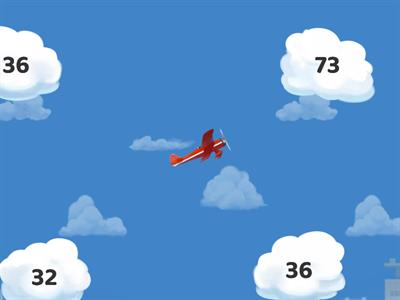 Place Value Aeroplane