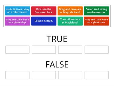 NBB4 U1 true or false