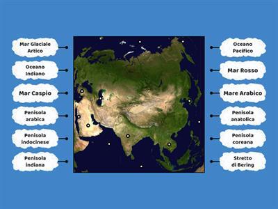 Cartina Asia Fisica.Fisica Carta Asia Risorse Per L Insegnamento