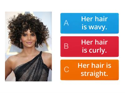 hair IS ... (brainy 4 unit 4 lesson 3 )
