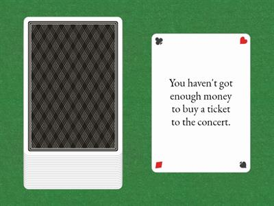 Wish cards (2nd conditional)