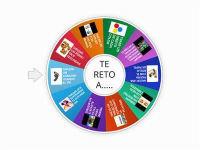 ¡Retos de arte! 2do ciclo