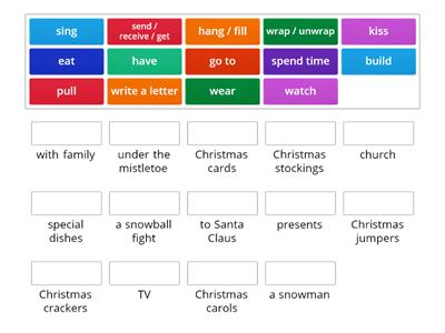 Christmas traditions in the UK
