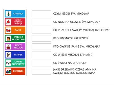 TEST O MIKOŁAJU - PCS
