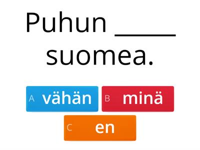 Suomi 2 - multiple player quiz