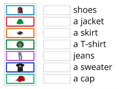 We Can 3 / Unit 2 :Things we Wear / lesson 3 : Words in Actions
