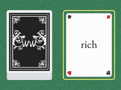 Wilson Word Cards 1.2