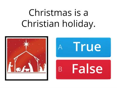 Copy of Facts about Christmas!