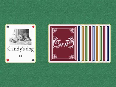 Of Mice and Men Cards - Ranking Activity