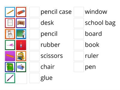 Toy box 1  School Things