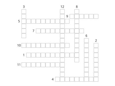Harry Potter and the Philosopher`s Stone Crossword
