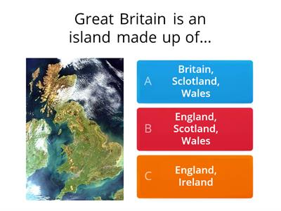 Great Britain Quiz