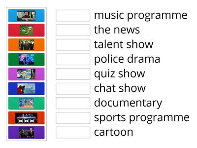 year 5 Television