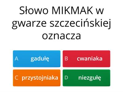 Od mikmaka do zazuli