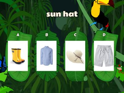 clothes New English Adventure 2