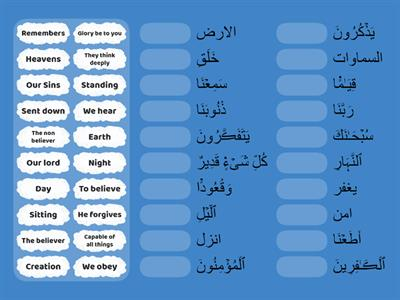(Part 1) 6th/7th Quran Final Word Match