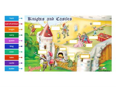 Knights and Castles (starlight)