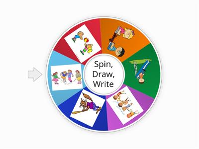 Spin Draw Write 2