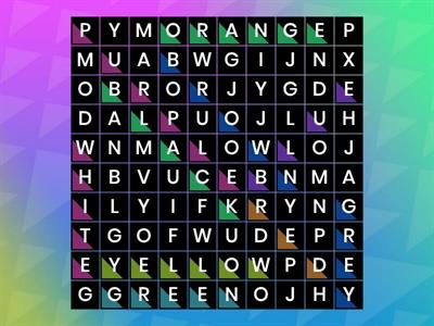 Word Search II.