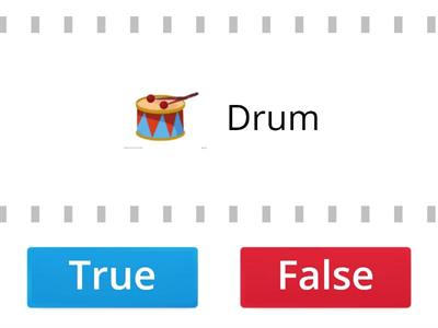 True or False A and B Family and Friends starter (starter unit))