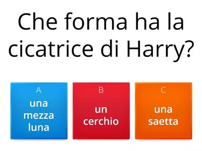 Harry Potter ...rispondi!