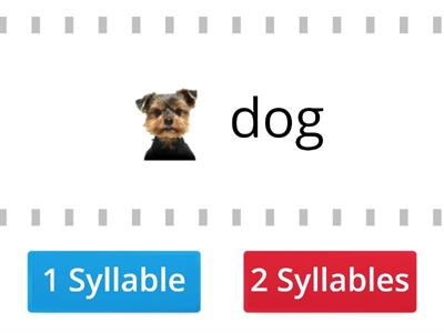 Do You Know How Many Syllables?
