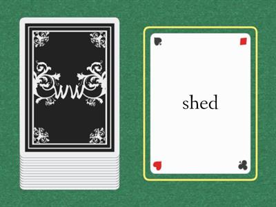 Week 7 - Grade 5 - Word Cards
