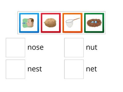 Oxford Phonics Letter Nn