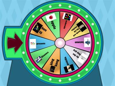 what to play wheel