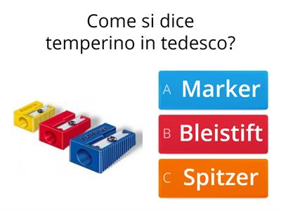 Copia di quiz di tedesco