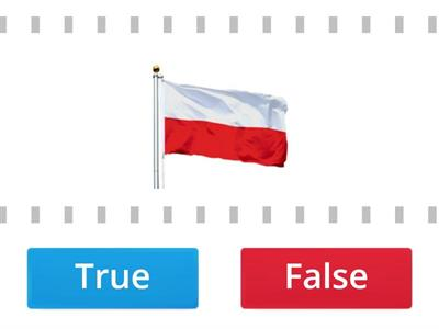 May Holidays in Poland - polskie symbole - true, pozostałe - false.