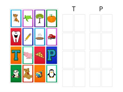 T and P Sort