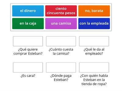Asi Se Dice Chapter 9 Vocab 1