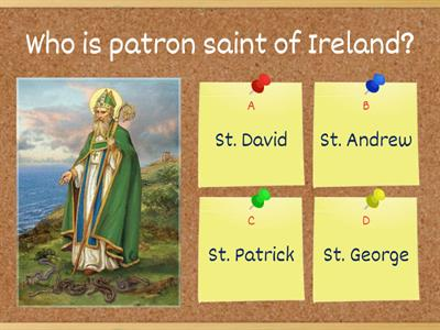 St. Patric`s Day