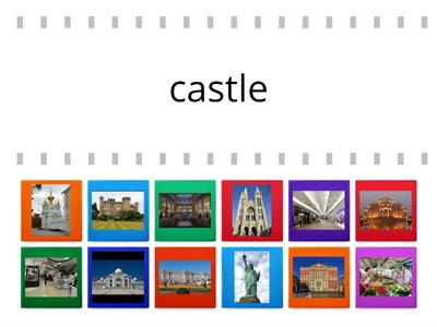 5B city places EnglishFile Pre-Int