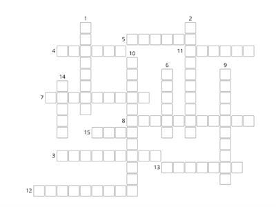 Nervous system crossword