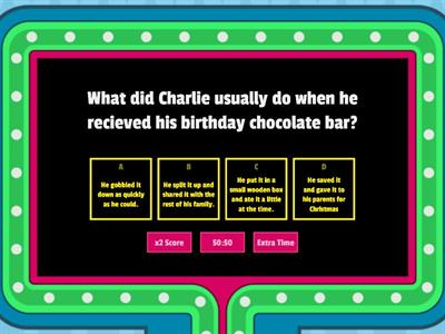 Charlie and the Chocolate Factory ch1-13(part 1)