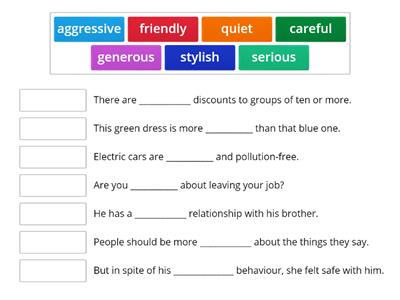 Classroom language (1C - You say)