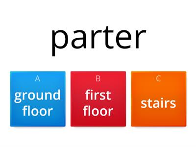 EC A2 Plus Unit 7 Lesson 7.1 - Places to live and parts of the house